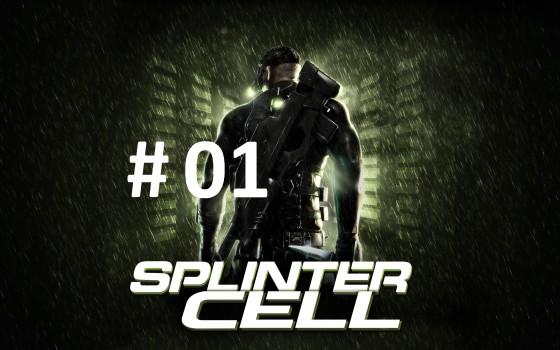 Splinter Cell – #01 – Sam und das Tutorial