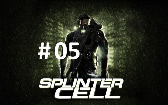 Splinter Cell – #05 – Fang den Nerd