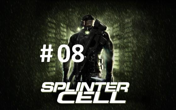 Splinter Cell – #08 – Peng, Peng und Bumm bei Kalinatek!