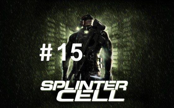 Splinter Cell – #15 – Laserschranken und Elitesoldaten