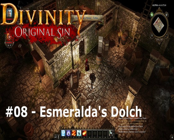 Let's Test Together – Divinity: Original Sin – #08 – Esmeralda's Dolch