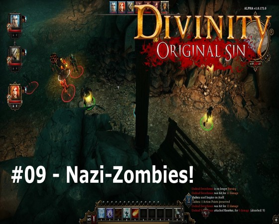 Let's Test Together – Divinity: Original Sin – #09 – Nazi-Zombies!