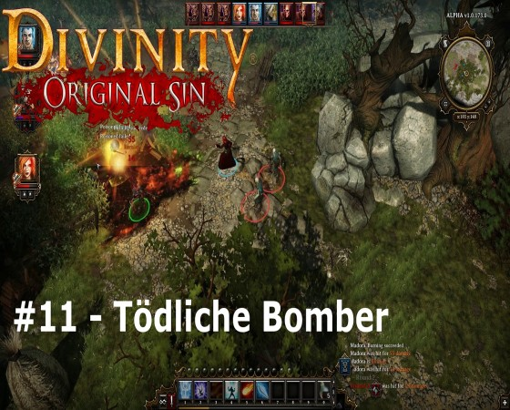 Let's Test Together – Divinity: Original Sin – #11 – Tödliche Bomber