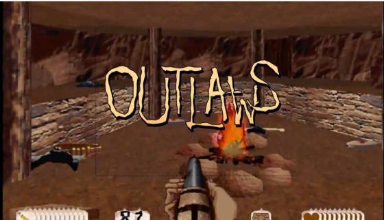 Outlaws – #9 – Mit dem Dynamit durch die Wand