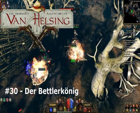 The Incredible Adventures Of Van Helsing – #30 – Der Bettlerkönig