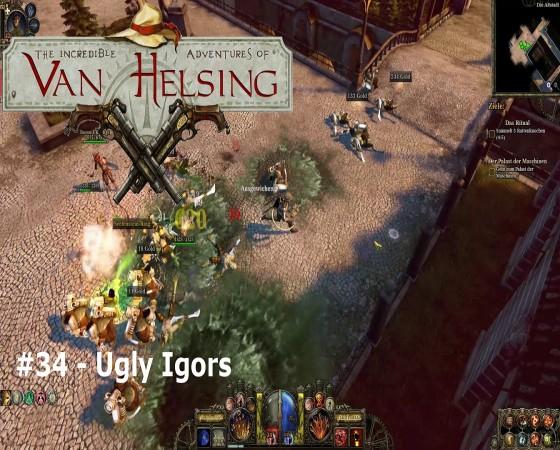 The Incredible Adventures Of Van Helsing – #34 – Ugly Igors