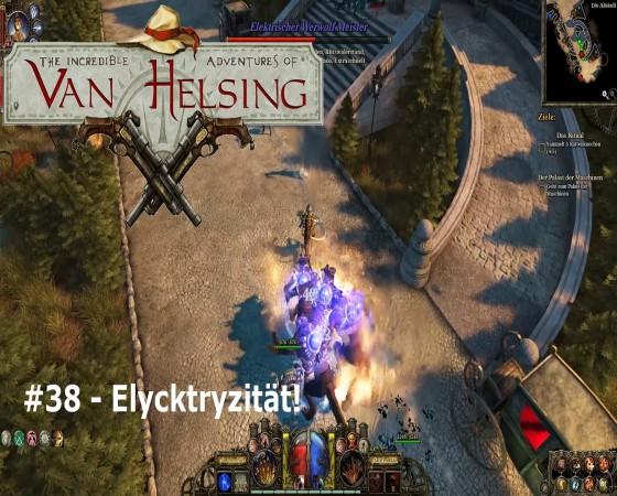 The Incredible Adventures Of Van Helsing – #38 – Elycktryzität!