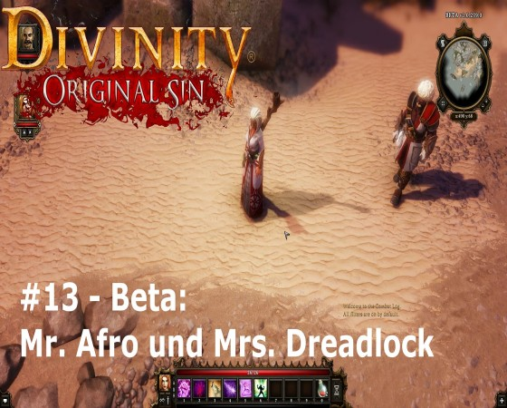 Let's Test Together – Divinity: Original Sin – #13 – Beta: Mr. Afro und Mrs. Dreadlock