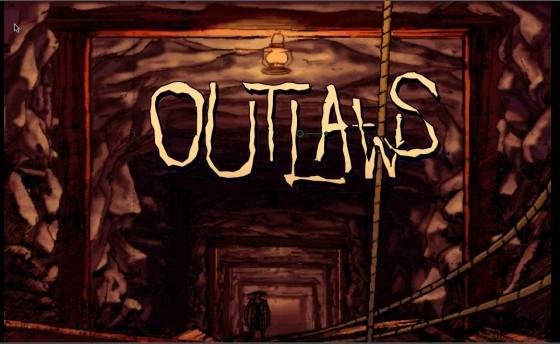 Outlaws – #8 – Im dunkeln ist gut munkeln