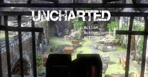 Uncharted – #12 – Action, Action, ACTION!