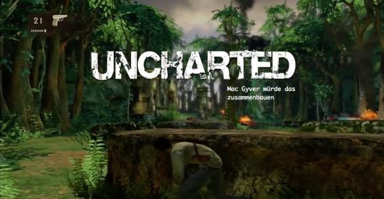 Uncharted – #7 – Mac Gyver würde das zusammenbauen