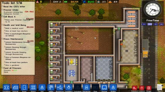 Let's Test – Prison Architect – #04 – Eingemauert!