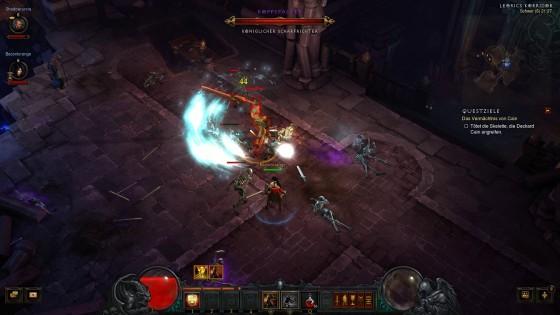 Diablo 3, Reaper of Souls – #03 – Rettet Deckard und tötet Mira!