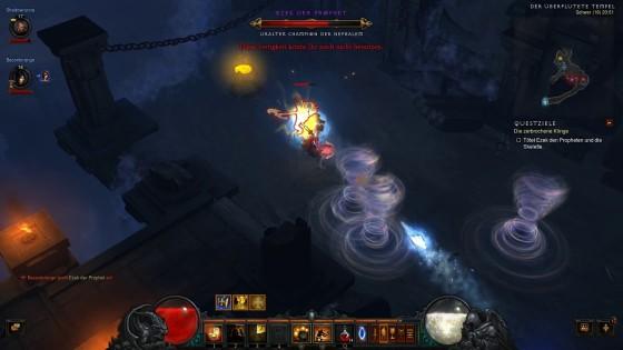 Diablo 3, Reaper of Souls – #10 – Hochwasser im Tempel!