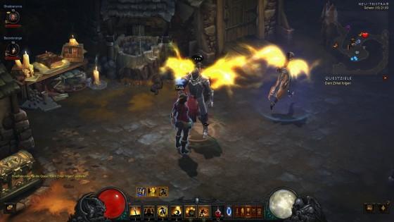 Diablo 3, Reaper of Souls – #11 – Ruhe in Frieden, Deckard Cain!