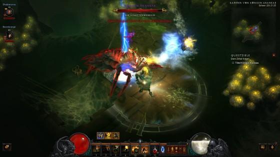 Diablo 3, Reaper of Souls – #12 – Königin Araneae! (BOSS)