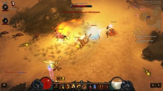 Diablo 3, Reaper of Souls – #18 – Autsch, Wespen!