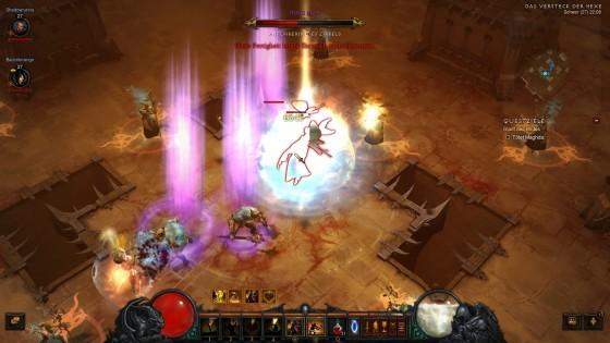 Diablo 3, Reaper of Souls – #20 – Magda geht es an den Kragen! (BOSS)