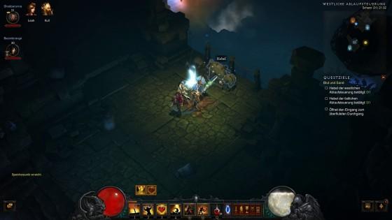 Diablo 3, Reaper of Souls – #23 – Hebeln mit Kull!