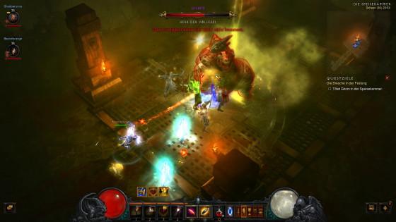 Diablo 3, Reaper of Souls – #31 – Flatulenzen in der Speisekammer (BOSS)