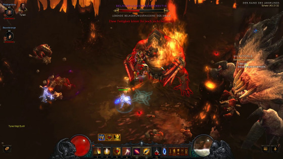 Diablo 3, Reaper of Souls – #33 – Belagerungsbrecher – zahlt das die Haftpflicht? (BOSS)