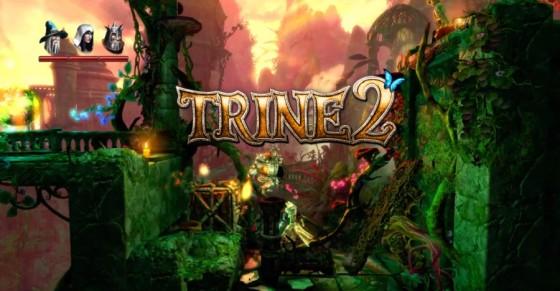 Trine 2 – #3 – Aufwind einmal anders