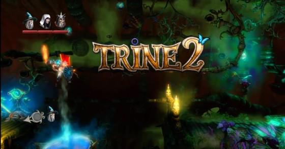 Trine 2 – #9 – Wir spielen mal Portal anstatt Trine!