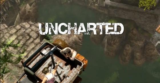 Uncharted – #13 – rasante Autofahrt