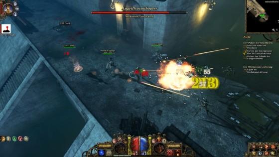 The Incredible Adventures Of Van Helsing – #40 – Kanonenfutter!