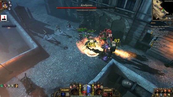 The Incredible Adventures Of Van Helsing – #42 – Automatischer Nerv-Mechanismus