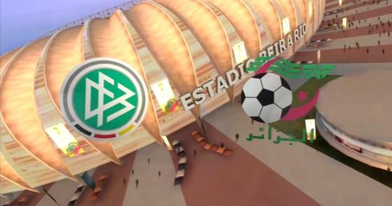 FIFA WM 14 – Deutschland vs. Algerien