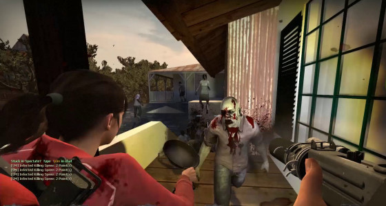Left 4 Dead, Custom Map – #43 – Diggi, Diggi, Bacon!
