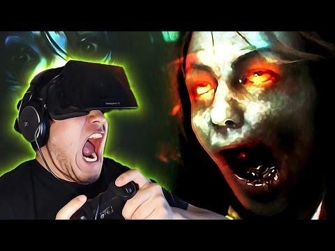 Oculus Rift + Markiplier = Schrei