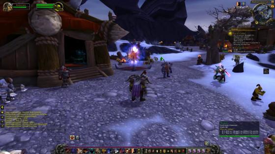 Let's Test – World of Warcraft, Warlords of Draenor, Alpha – #01 – Errichtung der Garnison!