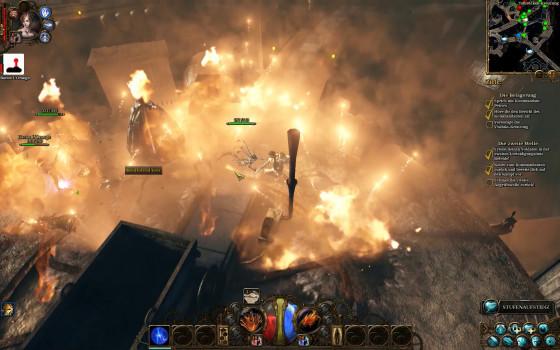 The Incredible Adventures Of Van Helsing 2 – #04 – Luftangriffe!