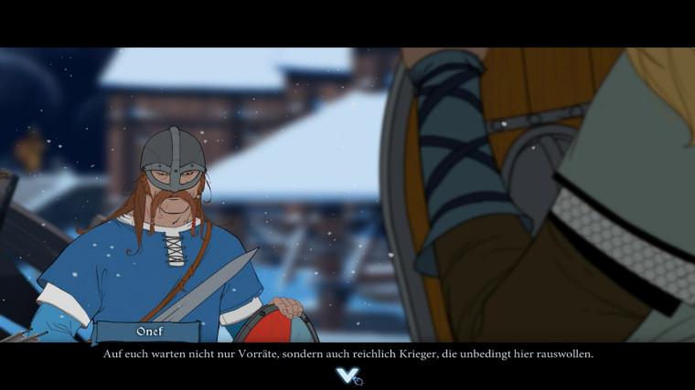 The Banner Saga – #16 – Mundraub!