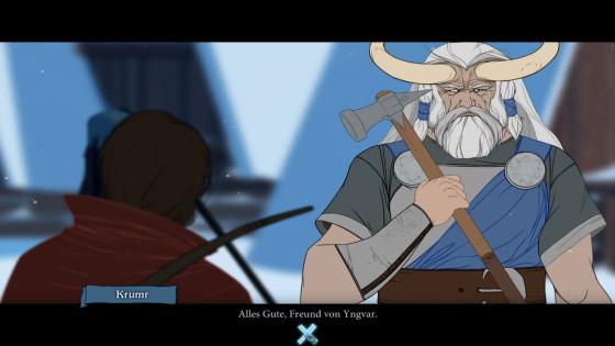 The Banner Saga – #18 – Yngvar oder Ingwer?