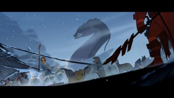 The Banner Saga – #21 – Meine Schlange ist die größte!