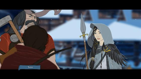 The Banner Saga – #34 – Ein Wink mit dem Silberpfeil!
