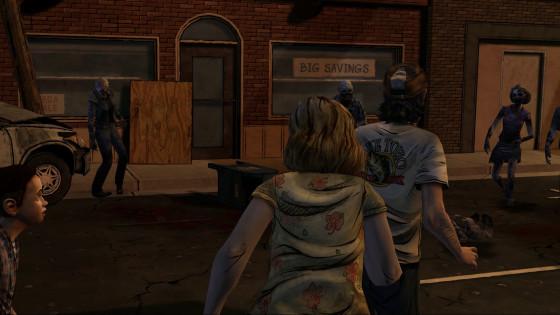 The Walking Dead – #02 – Zuflucht in der Drogerie!