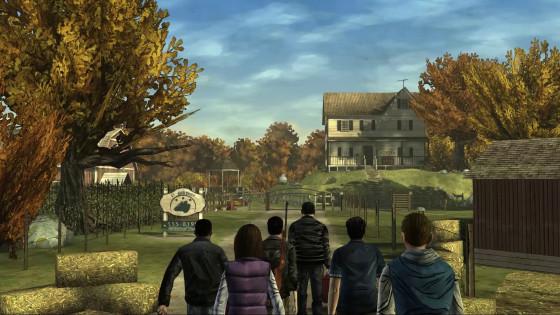 The Walking Dead – #06 – Neue Freunde auf der Farm!