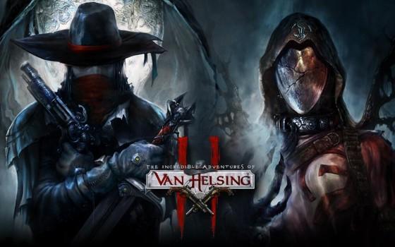 The Incredible Adventures Of Van Helsing 2 – #00 – Teaser!