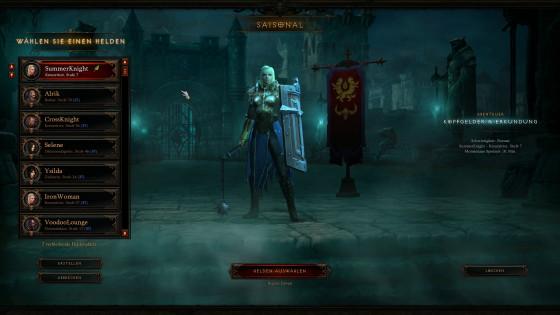 Diablo 3, Reaper of Souls – #56 – Patch 2.1 – Alle Neuerungen