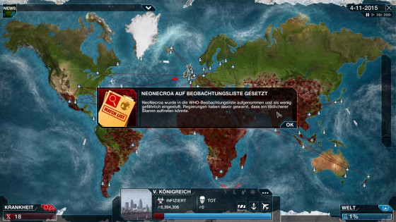 Plague Inc: Evolved – #09 – NeoNecroa gegen die WHO!