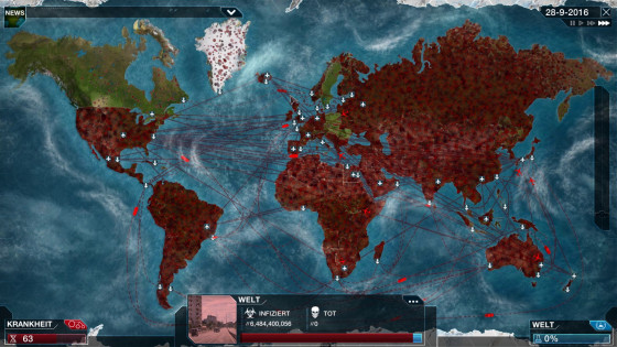 Plague Inc: Evolved – #11 – Miley Virus will die Welt erobern!