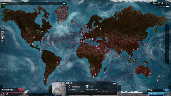 Plague Inc: Evolved – #13 – Miley Virus ist langweilig!