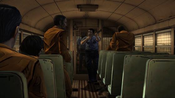 The Walking Dead, 400 days – #23 – Gefangenen-Transport