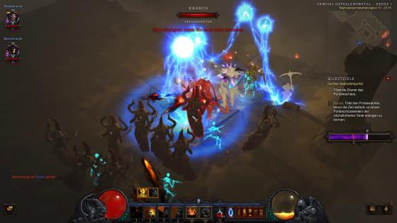 Diablo 3, Reaper of Souls – #60 – Auf Zehnspitzen!