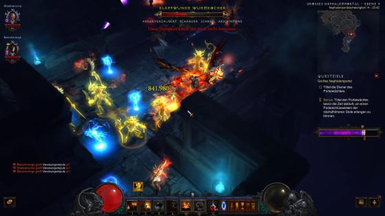 Diablo 3, Reaper of Souls – #64 – Vierzehn gelbe Freunde!