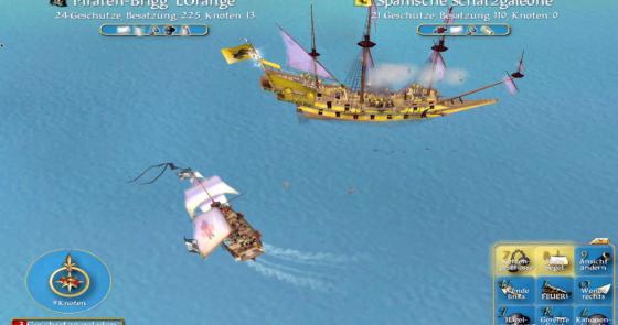 Pirates – #10 – Auf dem Weg nach Tortuga